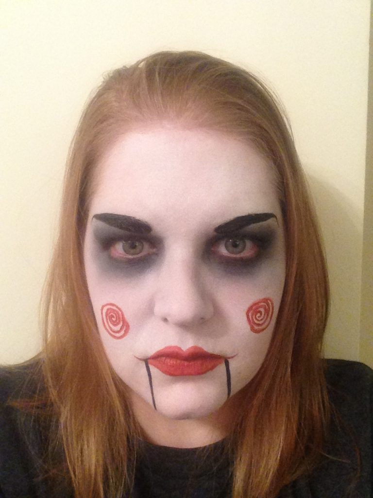 Jigsaw Face Paint